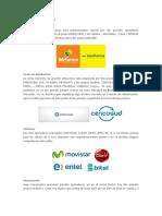 OLIGOPOLIOS EN EL  PERU.docx