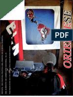 Orientese, Revista de Cultura Política del Frente de Guerra Oriental del Ejército de Liberación Nacional. ELN. Colombia.