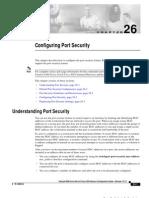 Cisco Port Security IOS