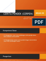 CERPEN - XI - SMA BANTUR.pptx