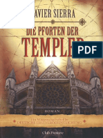 Sierra, Javier - Die Pforten Der Templer