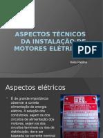Instalação de Motores Elétricos.pptx