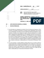 DDU-ESPECIFICA-31-RELACION-A-OBLIGACION-DE-URBANZIACION