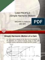 Cam Profile