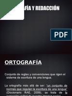 ORTOGRAFÍA Y REDACCIÓN.ppt