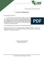 078 Alteração das Regras Oficiais de Volei Indoor