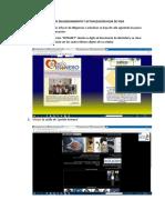 INSTRUCTIVO DILIGENCIAMIENTO Y ACTUALIZACIÓN HOJA DE VIDA