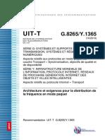 T-REC-G.8265-201010-I!!PDF-F