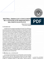 Història, troballes i conclusions de la investigació arqueològica del Portus Illicitanus