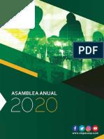 Anuario VEGACOOP 2020