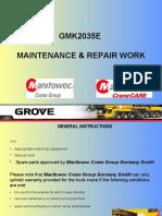 Maintenance-Repair-Work