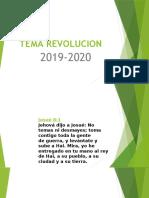 REVOLUCION #2 EDUCACION  GRUPO DE APOYO