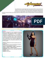 CyberPunk_2090 - Arquetipos