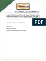 2 COMUNICADO DE LA FEDERACIÓN ARAGONESA DE DATCHBLAL (1)