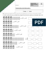 prueba unidades y decenas