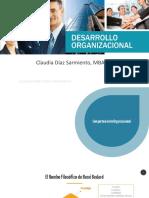Comportamiento Organizacional -Rombo