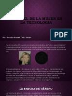 EL PAPEL DE LA MUJER EN LA TECNOLOGIA.pptx
