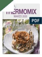Revista Thermomix Marzo 2020