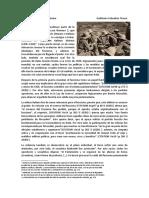 La expansión italiana a Abisinia ensayo