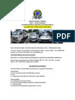 Folder Leilão 001_2019_Pernambuco