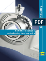 SNR Bearing units_thermoplastic