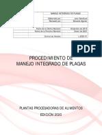 Manual de Procedimientos - 2020