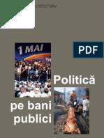 CARTE Politici Publice Pe Bani Publici