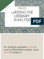 2020 - literary analysis