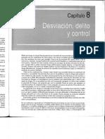 Desviacion, delito y control social (John J. Macionis y Ken Plummer). Sociologia. Cap 8