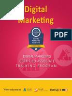 Ipsr Digital Marketing Course Syllabus 2018 Edition 1