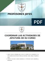 PROFESORES JEFES NORMATIVA Y CONTRATO