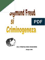 Sigmund Freud Si Criminogeneza
