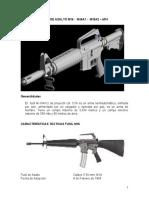 FUSIL DE ASALTO M16