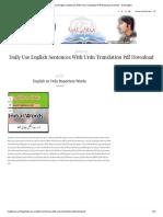 Daily Use English Sentences With Urdu Translation Pdf Download Archives - EA English.pdf