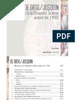 Digital Booklet - De Orto & Josquin_
