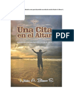 Una cita en el altar - Nestor A. Blanco S.