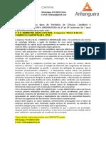 """2° E 3° SEMESTRE ADM E CCO 2020 - A empresa """"SILVA & SILVA - COMÉRCIO E IMPORTAÇÃO LTDA."""""""