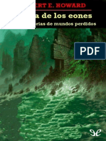 La isla de los eones y otras historias de mundos perdidos