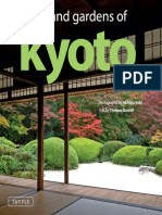 Houses and Gardens of Kyoto - Thomas Daniell