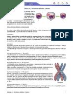Biologia 43 - Divisione cellulare - Meiosi