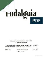Hidalguia