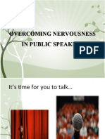 Lecture on Nervousness
