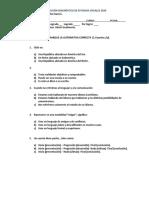DIAGN.DE ESTUDIOS SOCIALES 2020