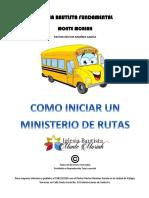 Manual De Rutas
