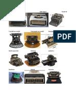 25 maquinas de escribir