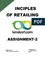 Case Study on lenskart