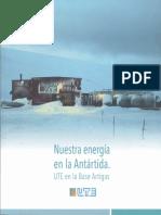 Nuestra energía en la Antártida