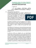 Memoria Descriptiva - Chullcupata.doc