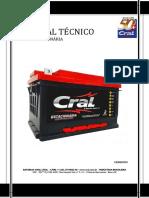 Manual Baterias Cral Estacionaria