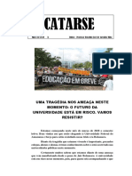 Jornal Catarse Março 2020